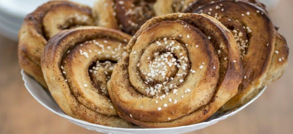 kanelbullar cinnamon buns