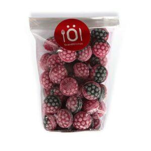 46000 - Raspberry Salty Liquorice