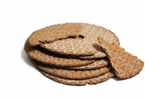 swedish crispbread knackebrod