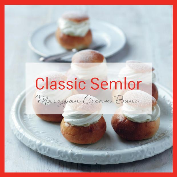 Classic Semlor Recipe