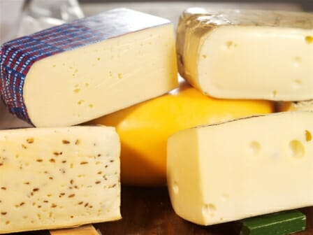 Scandinavian cheeses