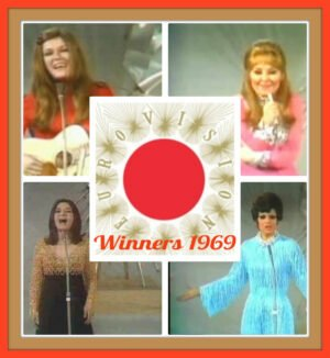 Eurovision 1969 winners