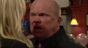eastenders angry with eurovisison