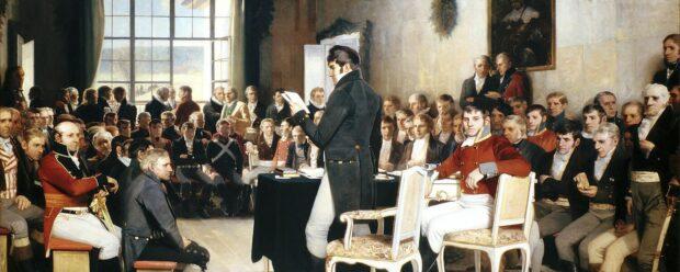 Norwegian Constitution 17 May