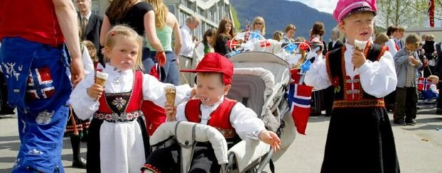 iskrem norway day