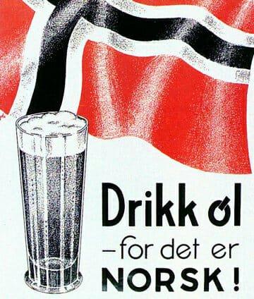 norsk ol norwegian beer