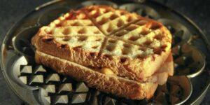 cheese toastie waffle iron