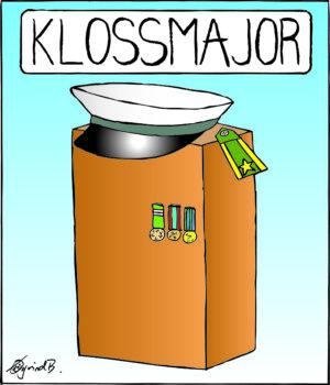 klossmajor