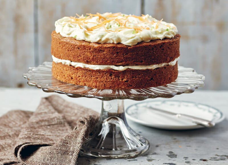 Recipe Our Favourite Carrot Cake Scandikitchen