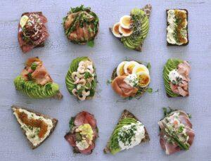 Open Sandwichesd