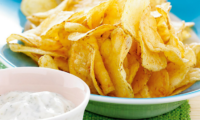 Chips-dip-fredagsmys