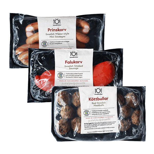 ScandiKitchen Meat Bundle